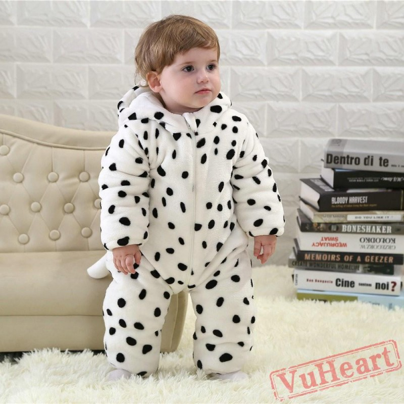 Spotty Dog Dalmatian Kigurumi Onesies Pajamas Costumes Toddler Onesies for Baby  sc 1 st  VuHeart & Baby Spotty Dog Dalmatian Kigurumi Onesies Pajamas Costumes Toddler ...