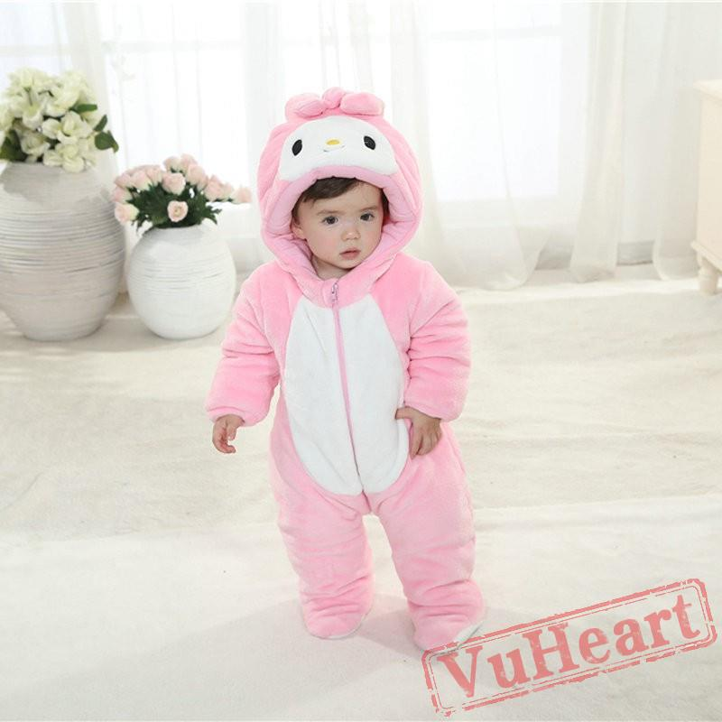 b23c150e6 Baby Bunny Rabbit Carrot Cartoon Kigurumi Onesies Pajamas Costumes ...