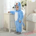 Doraemon Cartoon Kigurumi Onesies Pajamas Costumes for Baby