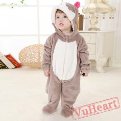 Cat Kigurumi Onesies Pajamas Costumes Spring Pajamas for Baby