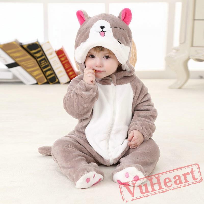 Baby Cat Kigurumi Onesies Pajamas Costumes Spring Pajamas