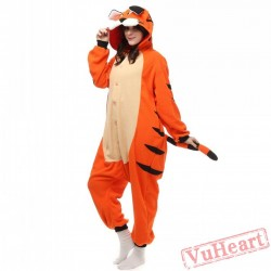 Bengal Tiger Kigurumi Onesies Pajamas Costumes for Women & Men