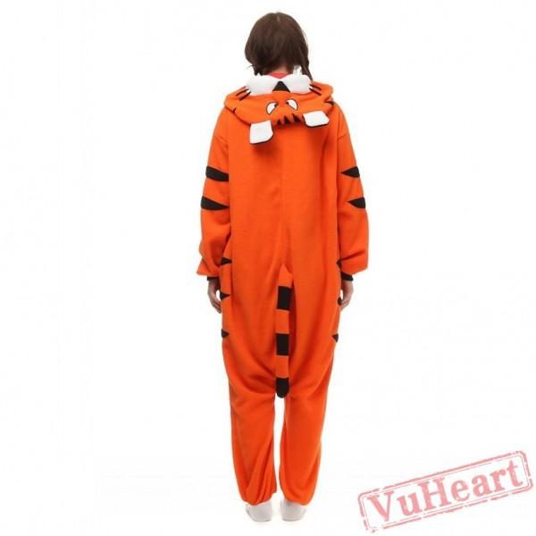 Bengal Tiger Kigurumi Onesies Pajamas Costumes for Women & Men