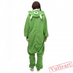Eyed Monster Kigurumi Onesies Pajamas Costumes for Women & Men