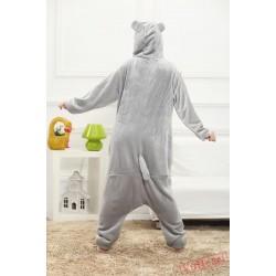My Neighbor Totoro Kigurumi Onesies Pajamas Costumes for Women & Men