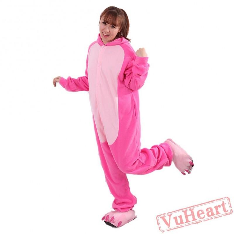 Pink Monkey Kigurumi Onesies Pajamas Costumes for Women u0026 Men  sc 1 st  VuHeart & Women u0026 Men Pink Monkey Kigurumi Onesies Pajamas Costumes