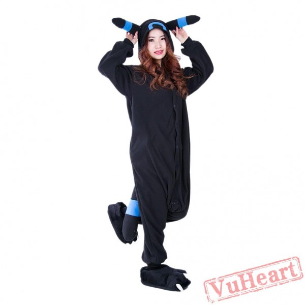 Blue Pokemon Kigurumi Onesies Pajamas Costumes for Women & Men