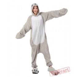 Seal Kigurumi Onesies Pajamas Costumes for Women & Men
