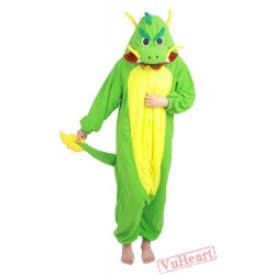 Chinese Dragon Kigurumi Onesies Pajamas Costume Hoddies
