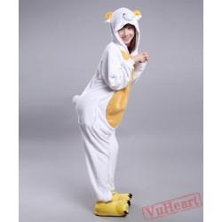Sheep Kigurumi Onesies Pajamas Costumes for Women & Men