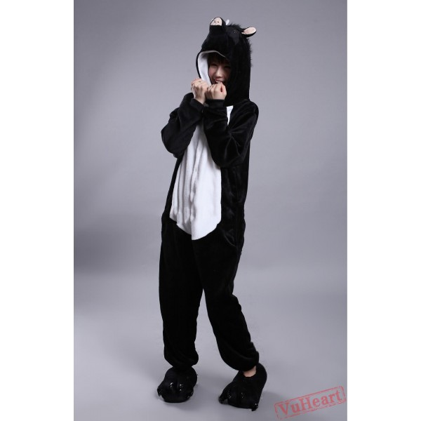 Pig Kigurumi Onesies Pajamas Costumes for Women & Men
