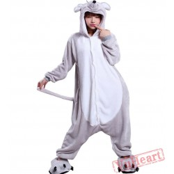 Mouse Kigurumi Onesies Pajamas Costumes for Women & Men