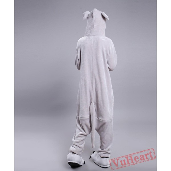 Mouse Kigurumi Onesies Pajamas Costumes for Women & Men