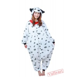 Cartoon Spotted Dog Kigurumi Onesies Pajamas Costumes Hoddies
