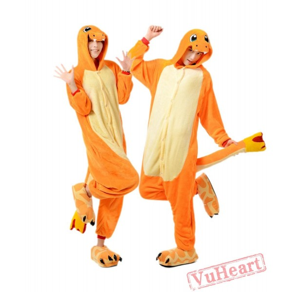 Charm&er Pajamas Kigurumi Onesies Pajamas Costumes for Women & Men