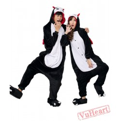 Little Monster Couple Onesies / Pajamas / Costumes