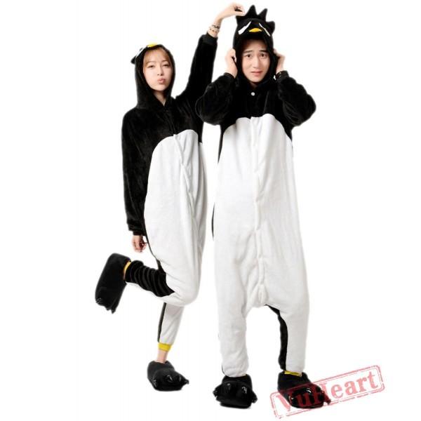 Hoodiecool Penguin Kigurumi Onesies Pajamas Costumes for Women & Men