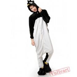 Hoodiecool Penguin Couple Onesies / Pajamas / Costumes