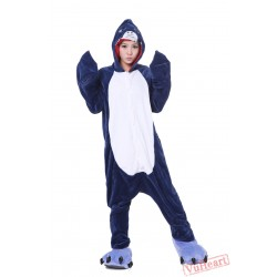 Blue Shake Kigurumi Onesies Pajamas Costumes for Women & Men