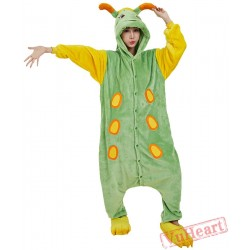 Caterpillar The Journey Of Flower Kigurumi Onesies Pajamas Costumes for Women & Men