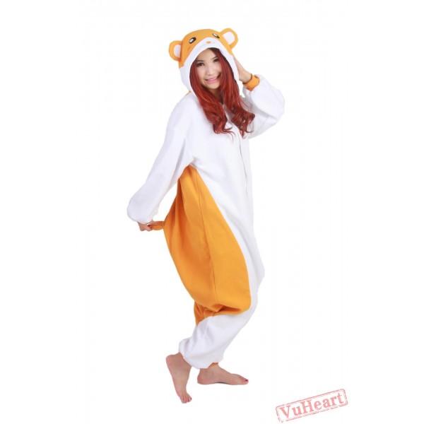 Women   Men Hamsters Kigurumi Pajamas Onesies Costumes 2c20c2976