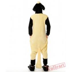 Shaun The Sheep Kigurumi Onesies Pajamas Costumes for Women & Men