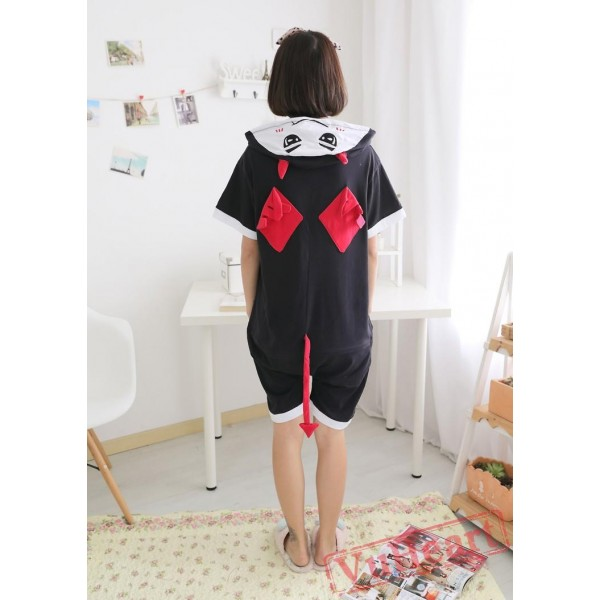Summer Little Monster Kigurumi Onesies Pajamas for Women & Men