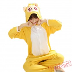 Spring & Autumn Monkey Kigurumi Onesies Pajamas for Women & Men