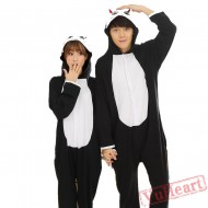 Little Monster Couple Onesies / Pajamas / Costumes