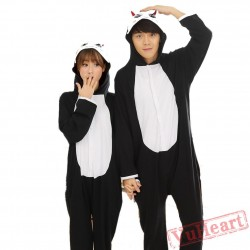 Spring & Autumn Little Monster Kigurumi Onesies Pajamas for Women & Men