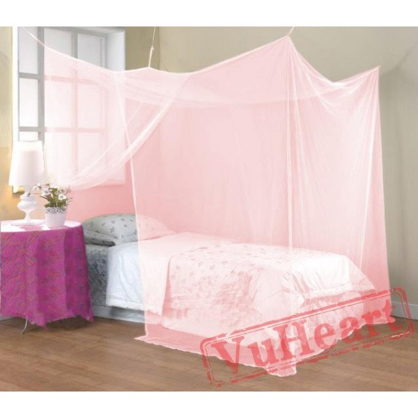 Elegant Square Mosquito Bed Net Online for Single Bed