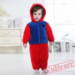 Baby Spiderman Onesie Costume - Kigurumi Onesies