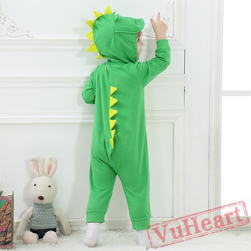 Winter Onesies Baby Dinosaur Onesie Costume Kigurumi
