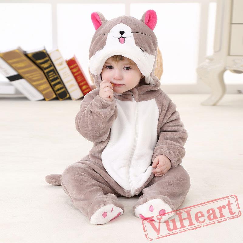 2867fde784d2 Winter Onesies - Baby Cute Cat Onesie Costume - Kigurumi Onesies