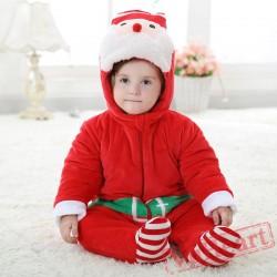 Baby Santa Claus Onesie Costume - Kigurumi Onesies