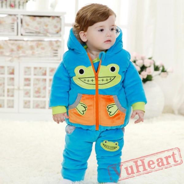 Baby Frog Onesie Costume - Kigurumi Onesies