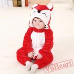 Baby Cute Red Fox Onesie Costume - Kigurumi Onesies