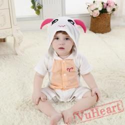 Baby Aries Onesie Costume - Kigurumi Onesies
