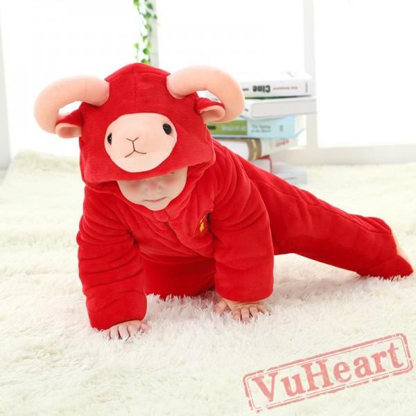Baby Cute Sheep Onesie Costume - Kigurumi Onesies