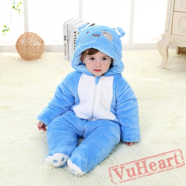 Baby Blue Puppy Onesie Costume - Kigurumi Onesies