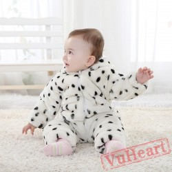 Baby Snow Leopard Onesie Costume - Kigurumi Onesies