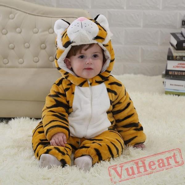 Baby Tiger Onesie Costume - Kigurumi Onesies