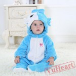 Baby Pisces Onesie Costume - Kigurumi Onesies