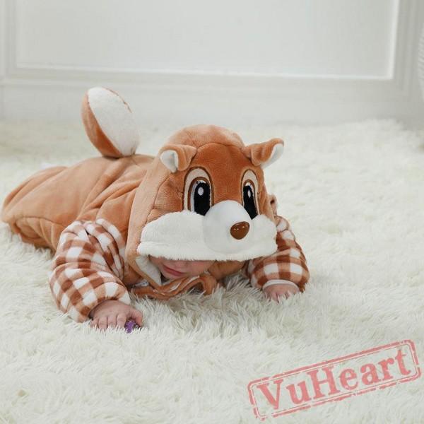 Baby Raccoon Onesie Costume - Kigurumi Onesies