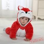 Baby Red Fox Onesie Costume - Kigurumi Onesies