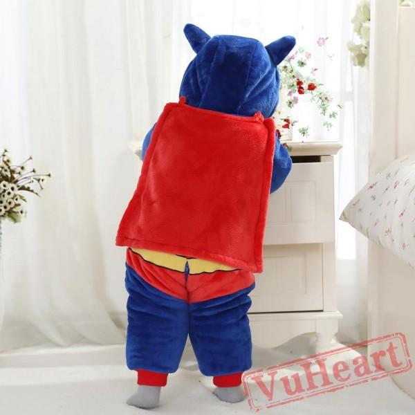 Baby Superman Onesie Costume - Kigurumi Onesies