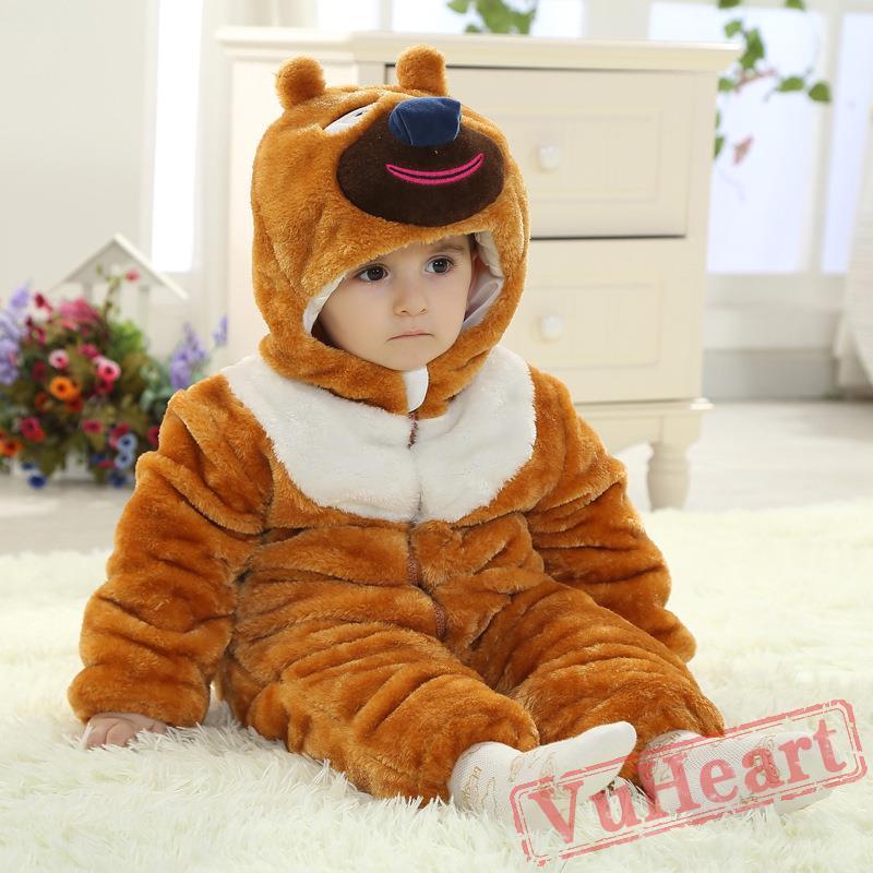 0c4ef41af Winter Onesies - Baby Bear Onesie Costume - Kigurumi Onesies