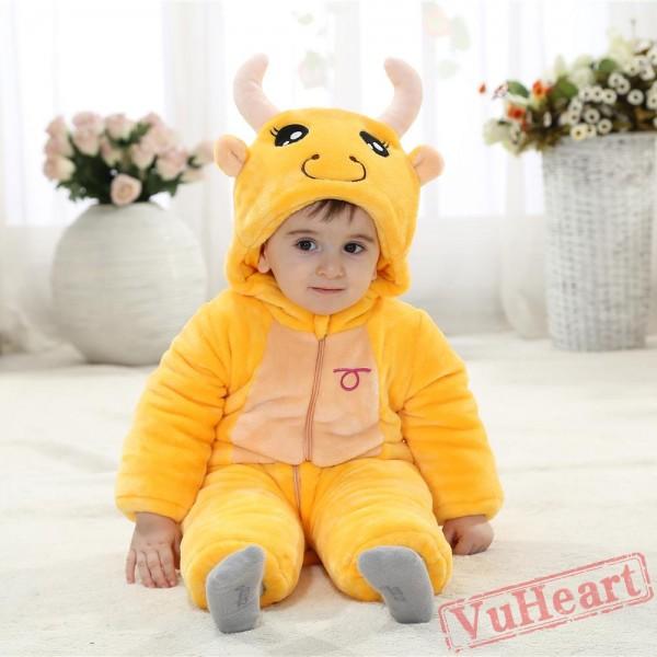 Baby Taurus Onesie Costume - Kigurumi Onesies
