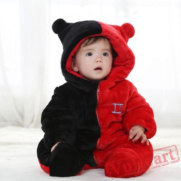 Baby Gemini Onesie Costume - Kigurumi Onesies