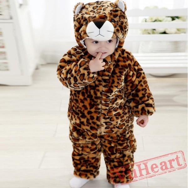 Baby Leopard Onesie Costume - Kigurumi Onesies